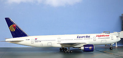 Egypt Air Boeing 777 Model Aircraft 1/400, Dragon Wings