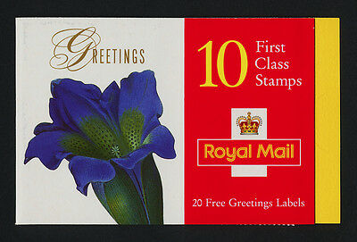 Great Britain 1722a BK1195 MNH Flowers