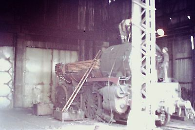 Victorian Railways Steam R765 Final Stages of Scrapping Newport Workshops 1969