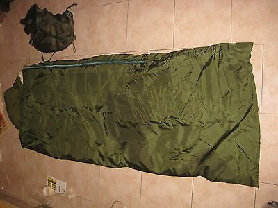 sleeping bag ex Australian Army with cover