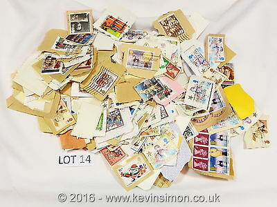 Used 150g Mixed Kiloware GB / UK Stamps Collection Lot14