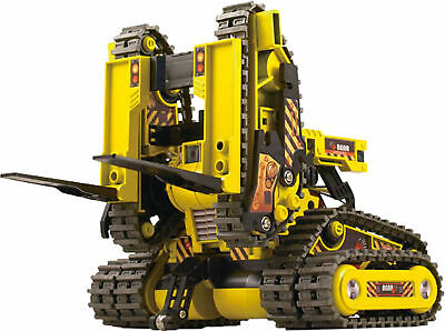 3 in1 All Terrain Fork Lift Pick up machine Robot Electronic Kit