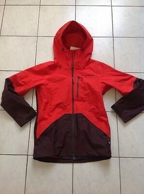 Patagonia Men's Snowshot Jacket. Small. French Red
