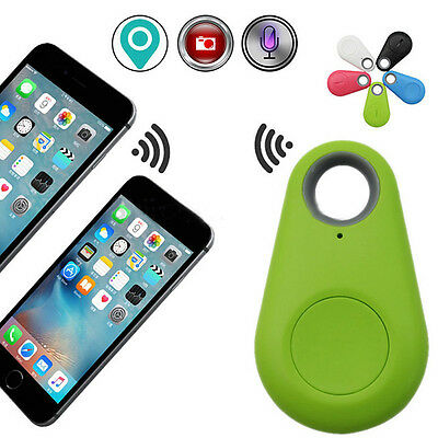 Newest Smart Wireless Bluetooth Anti Lost Tracker Alarm Key Finder GPS Locator