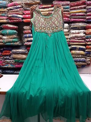 Stitched Party wear Women Fashion Anarkali Churidar Readymade Suit Free Shipping