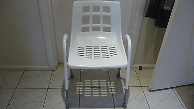 Statewide Home Care Dynamic Shower Chair Seat Disability Aged Sick Pick up Melb