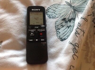 SONY ICD-PX333 Dictophone