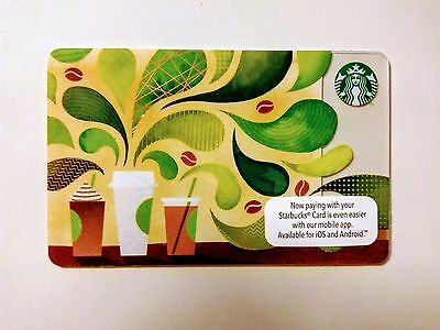 Starbucks Gift Card - 2015 Malaysia Coffee House Favorite Limited Edition