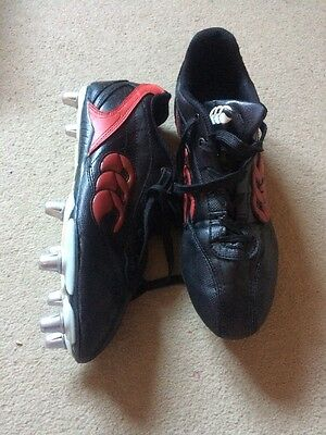 Canterbury Rugby Boots Size 8 UK
