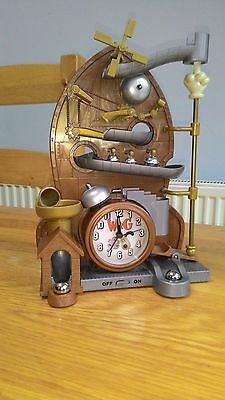 Wallace and Gromit Cracking Alarm Clock