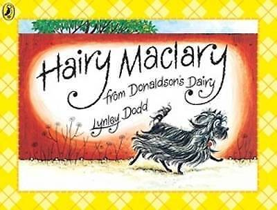 Preschool Story Book - HAIRY MACLARY FROM DONALDSON'S DAIRY by Lynley Dodd - NEW