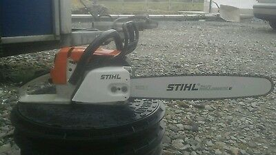 """Stihl Ms260 Chainsaw In Excellent Condition New 18""""Bar and Chain"""