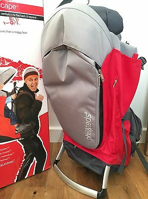 Phil and Teds Escape Baby/child Carrier Backpack