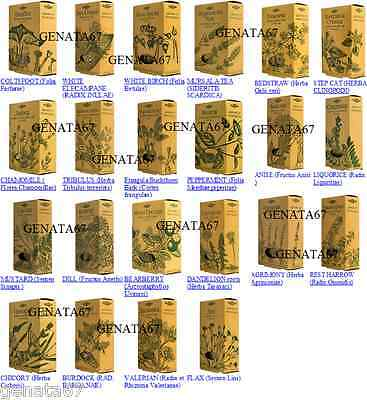 HEALTH BY NATURE  Herbs 100 % Natural Herbal BOXED ecologically clean
