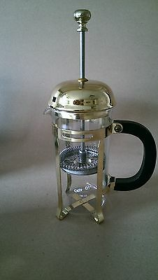 Grunwerg Cafe Ole Classic Cafeteria Coffee Press maker  3 Cup