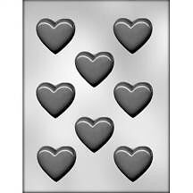 Hearts Chocolate Mould - Large