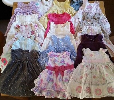 Multi listing baby girl clothes 3-6 months-DRESSES make your own bundle