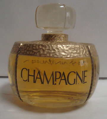 Champagne Yves Saint Laurent Flacon Parfum Factice  Collection décoration