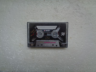 Vintage Audio Cassette BASF TP II 30 From 1995 - Fantastic Condition !!