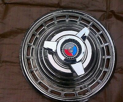 Nos 1963 FORD SPINNER HUBCAP WHEEL COVER