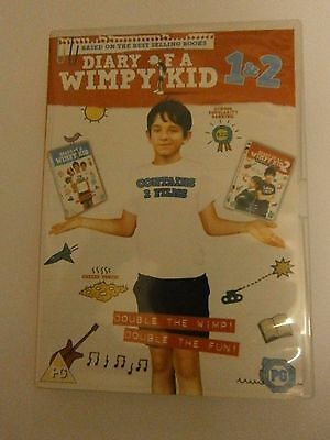Diary of a Wimpy Kid 1 &2 DVD