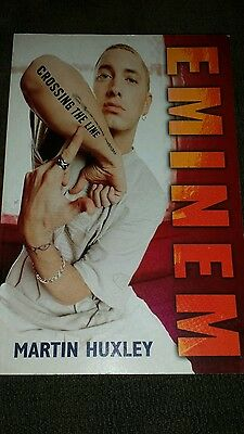 eminem book,crossing the line