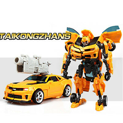 Dark of the Moon Transformers 3 Bumblebee Car Action Figures Toy Xmas Kid Gift