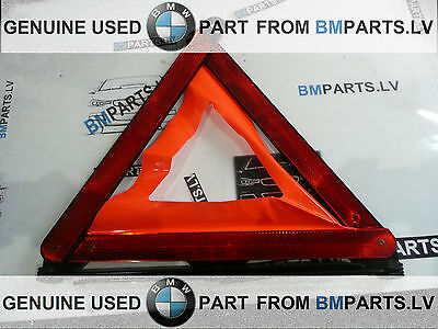 BMW 1 Series E87 E82 First Aid Kit Warning Triangle