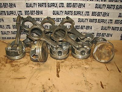 Gm 383 Stroker Used Rods And Pistons
