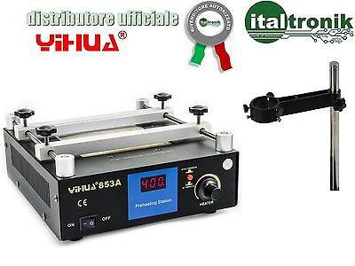 Station Mount Plate Preheating Yihua 853A E Rod X Mount Soldering Air
