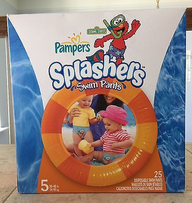 Pampers Splashers Swim Pants