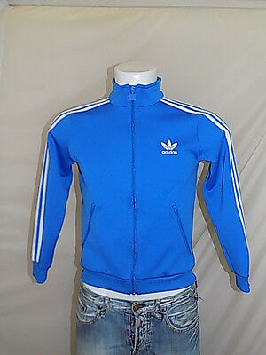 Adidas Track Top Bambino Jacket Giacca 12 Anni Years    R122