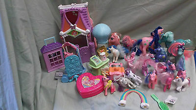 03 ~ My Little Pony horses selection ~  with accessories