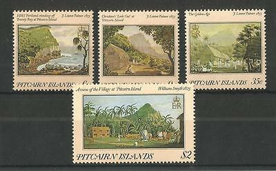 Pitcairn Islands 1985 Painting 1St Series Sg,264-267 Um/m Nh Lot 1511A