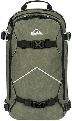 QUIKSILVER OXYDIZED PRO Rucksack 2016 forest night