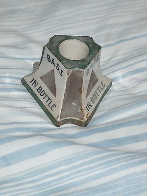 Antique vintage Royal Doulton -  Bass match striker