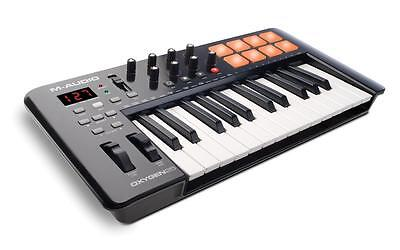 M-Audio Oxygen 25 Keyboard, NEW RRP £79