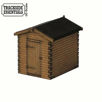 Brand New Oo/ho Scale/gauge Small Garden Shed