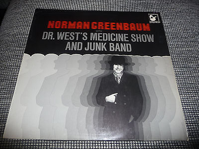Norman Greenbaum with Dr. West's medicine show and Junk Band