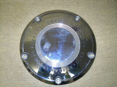 Harley Davidson Softail Touring Dyna Derby Cover 2000 On 100Th Anniversary
