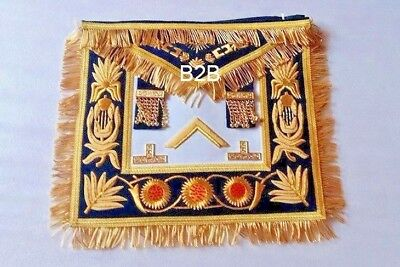 Masonic Regalia Grand Lodge Worshipful Master  Apron