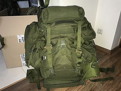 Blackhawk! Tactical Ruck Pack - S.O.F., backpack, with frame, olive drab