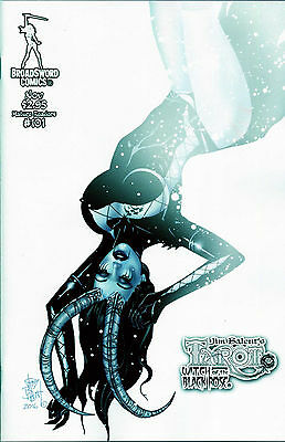TAROT WITCH OF THE BLACK ROSE #101 - US-Comic - englisch - A158