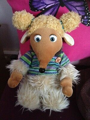 Wombles soft toy Alderney