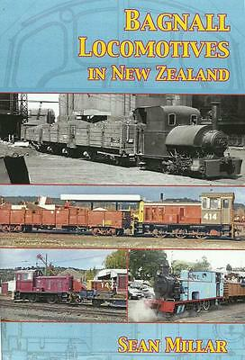 Bagnall Locomotives in New Zealand Sean Miller industrial IMPORT