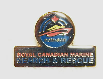 Royal Canadian Marine Search & Rescue (RCM/SAR) Collector Pin  (P145)