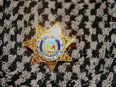 Woodland (CA) Police Department Collector Pin  (P144)