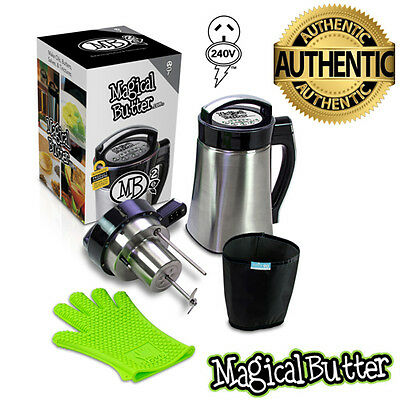 Magical Butter Mb2e Herbal Butter & Oil Infuser ❤ UK Delivery ❤ ☆100% Genuine☆