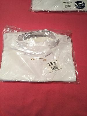 Elico shirt bib stock and stock pin one size Horse Riding Showing