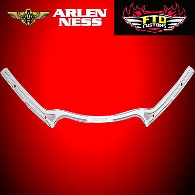 Arlen Ness Windshield Trim Beveled Chrome 2015-2017 Road Glide 03-676